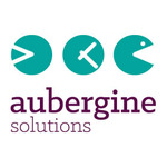 A great web designer: Aubergine Solutions Pvt. Ltd. , Ahmedabad, India logo
