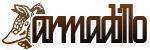A great web designer: Armadillo Studios Inc., Calgary, Canada logo