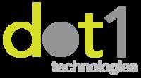 A great web designer: Dot 1 Technologies, Oranjestad, Aruba logo