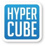 A great web designer: HyperCube, Hamilton, New Zealand logo