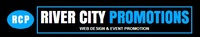 A great web designer: River City Promotions, Chicago, IL logo