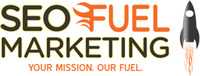 A great web designer: SEO Fuel Marketing, Chicago, IL logo