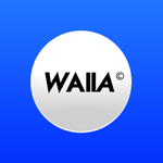 A great web designer: WALLA! Web Design, Gainesville, FL logo