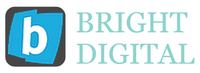 A great web designer: Bright Digital, Los Angeles, CA logo