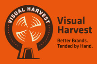 A great web designer: Visual Harvest, Chicago, IL logo