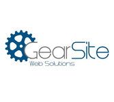 A great web designer: GearSite, Waterloo, IA logo