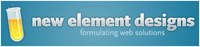 A great web designer: New Element Designs, Winston Salem, NC