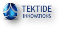 A great web designer: Tektide Innovations, Kochi, India logo