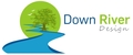 A great web designer: Down River Design, New Orleans, LA logo