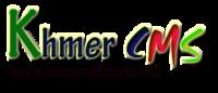 A great web designer: Khmer CMS, Phnom Penh, Cambodia logo