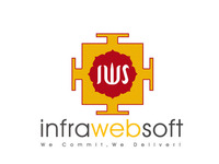 A great web designer: Infrawebsoft Technologies Pvt. Ltd., Springfield, VA logo