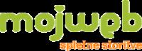 A great web designer: MojWeb, Slovenia, Slovenia logo
