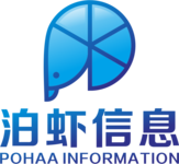 A great web designer: pohaa information technology co.,ltd, senhongqizhen, China logo
