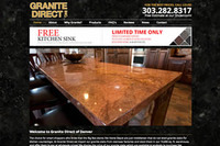 A great web designer: Granite Direct Inc., Denver, CO logo
