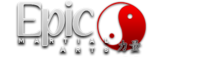 A great web designer: Epic Martial Arts, New York, NY logo