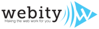 A great web designer: Webity, San Francisco, CA logo