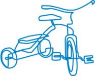 A great web designer: Digital Trike, Salt Lake City, UT logo