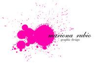 A great web designer: Mariona Rubio Sabatés, Barcelona, Spain logo