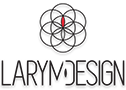 A great web designer: Larym Design, Las Vegas, NV logo