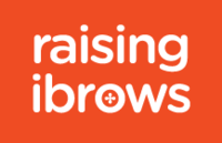 A great web designer: Raising iBrows Management Services Pvt Ltd, Chennai, India logo