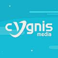 A great web designer: Cygnis Media, Pleasanton, CA logo