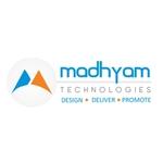 A great web designer: Madhyam Technologies, Los Angeles, CA logo