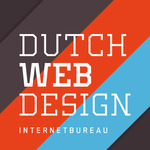 A great web designer: Dutchwebdesign, Haarlem and Amsterdam, Netherlands logo