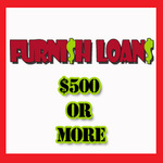 A great web designer: Furnish Loans, Washington DC, DC logo