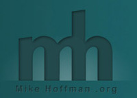 A great web designer: Mike Hoffman, Asheville, NC logo