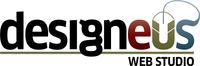 A great web designer: Designeus, Zagreb, Croatia logo