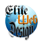A great web designer: Elite Web Design $50 Websites, Atlanta, GA logo