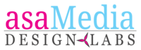 A great web designer: asaMedia Labs, Seattle, WA logo