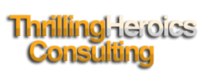 A great web designer: Thrilling Heroics Consulting, Bangkok, Thailand