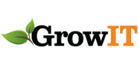 A great web designer: GrowIT Media, Spokane, WA logo