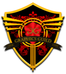 A great web designer: The Graphics Guild, Orlando, FL logo