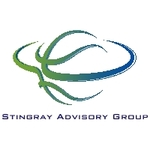 A great web designer: Stingray Advisory Group LLC, Grand Rapids, MI logo
