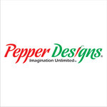 A great web designer: Pepper Designs Pvt Ltd, Faridabad, India logo