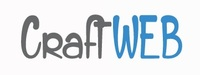 A great web designer: CraftWEB, Bangalore, India logo
