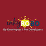 A great web designer: inkyROBO, Wilmington, DE logo