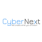A great web designer: Cybernext, Chandigarh, India logo