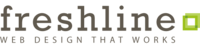 A great web designer: Freshline Design, Springfield, MO logo