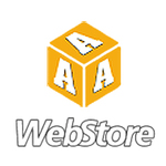 A great web designer: Aaawebstore, North Wales, PA logo