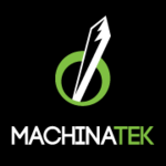A great web designer: MachinaTek, Portland, OR logo