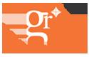 A great web designer: G R Infocom Pvt Ltd, Bangalore, India logo
