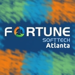 A great web designer: Atlanta Fortune Softtech, Atlanta, GA logo