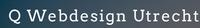 A great web designer: Q webdesign Utrecht, Utrecht, Netherlands logo