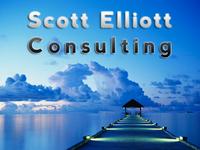 A great web designer: Scott Elliott Consulting, Vancouver, Canada logo