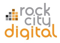 A great web designer: Rock City Digital, Little Rock, AR logo