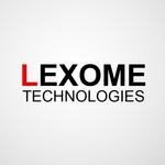 A great web designer: Lexome Technologies, London, United Kingdom logo