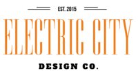 A great web designer: Electric City Design Co., Great Falls, MT logo